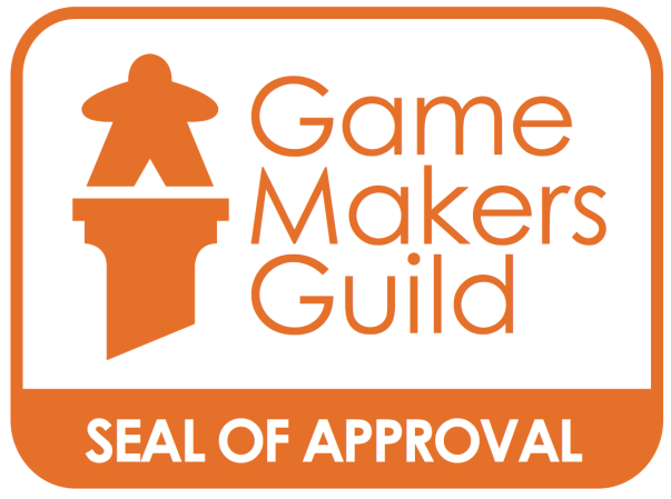 Amino earned the Game Makers Guild Seal of Approval in February 2015.